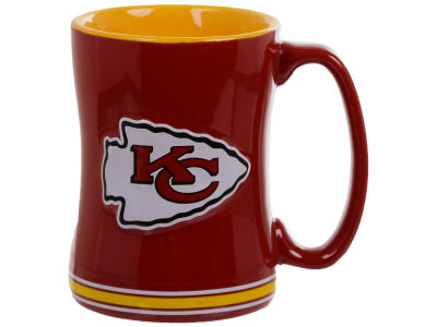 Kansas City Chiefs 14 oz Relief Mug