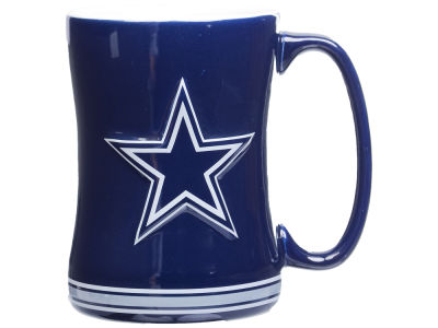 Dallas Cowboys 14 oz Relief Mug