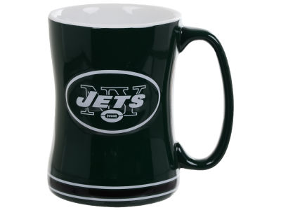 New York Jets 14 oz Relief Mug