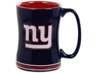 New York Giants 14 oz Relief Mug