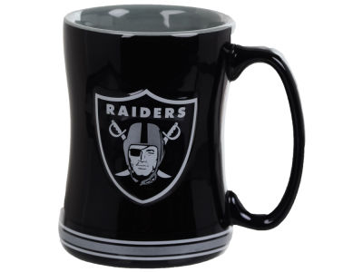 Oakland Raiders 14 oz Relief Mug