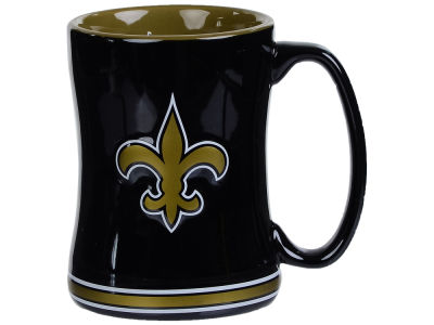 New Orleans Saints 14 oz Relief Mug