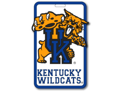 Kentucky Wildcats Soft Bag Tag