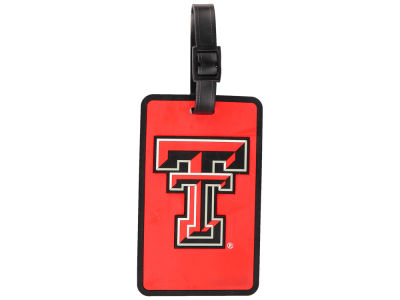 Texas Tech Red Raiders Soft Bag Tag