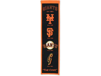 San Francisco Giants Winning Streak Heritage Banner