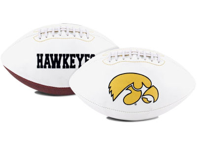 Iowa Hawkeyes Signature Series Football