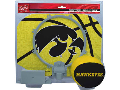 Iowa Hawkeyes Slam Dunk Hoop Set