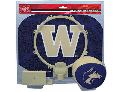 Washington Huskies Slam Dunk Hoop Set