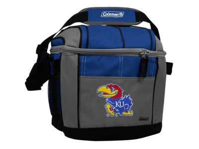 Kansas Jayhawks 24 Can Soft Sided Cooler
