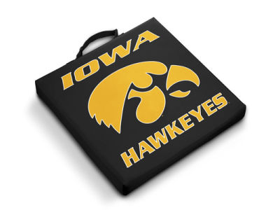 Iowa Hawkeyes Stadium Seat Cushion-Logo