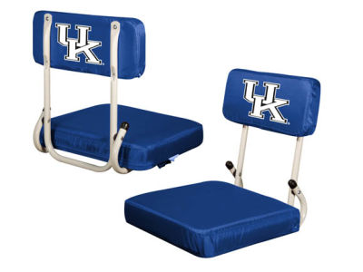 Kentucky Wildcats Logo Brands Hardback Stadium Seat
