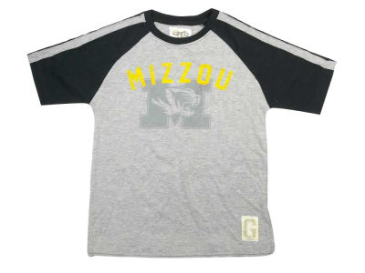 Missouri Tigers NCAA Miles Youth T-Shirt