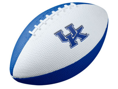 Kentucky Wildcats Nike NCAA Mini Rubber Football