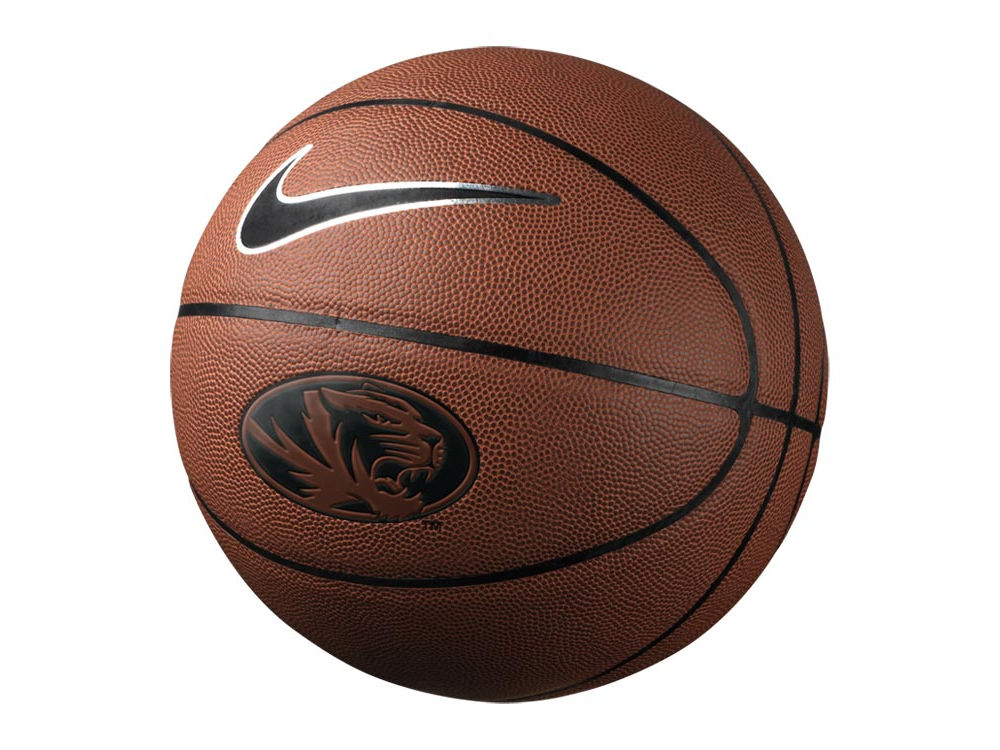 Missouri Tigers Nike NCAA Replica Basketball  05139c3d7