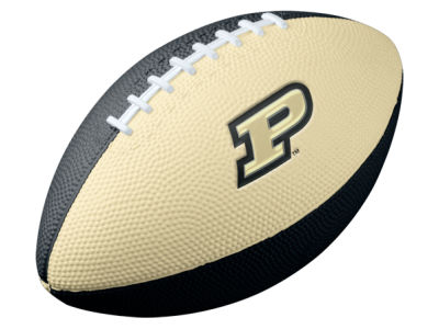 Purdue Boilermakers Nike NCAA Mini Rubber Football