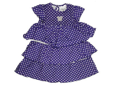 Washington Huskies NCAA Toddler Natasha Dress