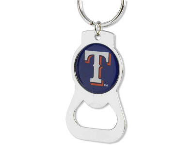Texas Rangers Aminco Bottle Opener Keychain