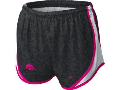 Iowa Hawkeyes Nike NCAA Women's Tempo Shorts