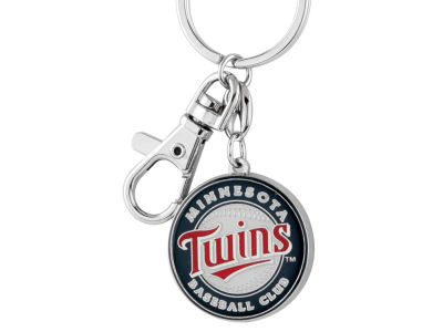 Minnesota Twins Heavyweight Keychain