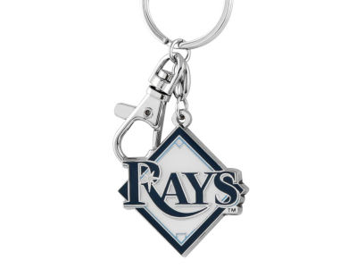 Tampa Bay Rays Heavyweight Keychain