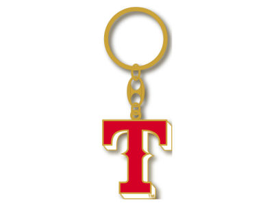 Texas Rangers Heavyweight Keychain