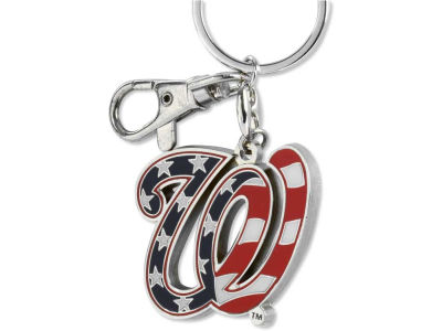 Washington Nationals Heavyweight Keychain