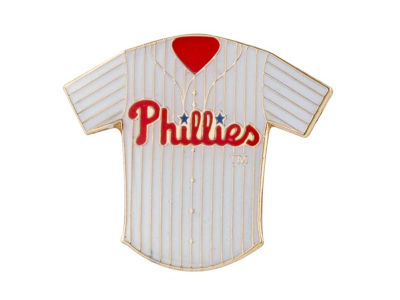 Philadelphia Phillies Aminco Jersey Pin