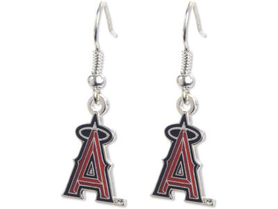 Los Angeles Angels Aminco Logo Earrings