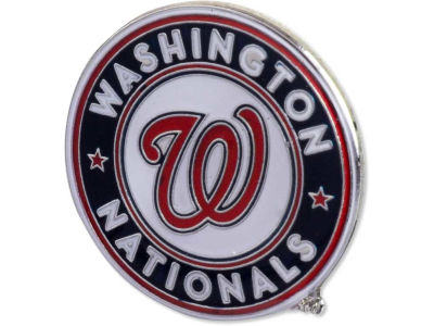 Washington Nationals Logo Pin