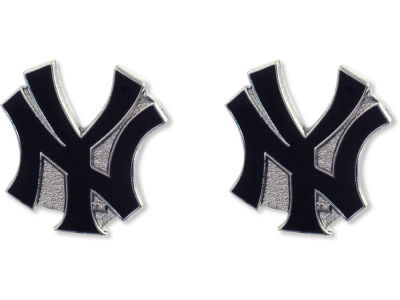 New York Yankees Logo Post Earrings