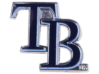 Tampa Bay Rays Logo Post Earrings