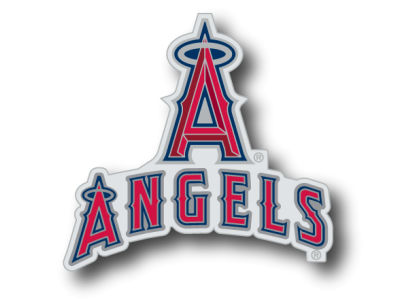 Los Angeles Angels Primary Plus Pin Aminco