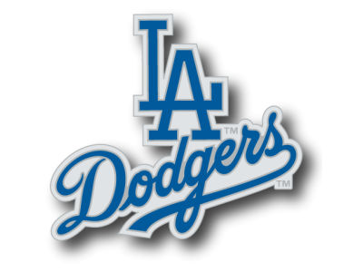 Los Angeles Dodgers Primary Plus Pin Aminco