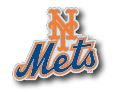 New York Mets Primary Plus Pin Aminco