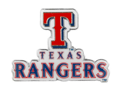 Texas Rangers Primary Plus Pin Aminco