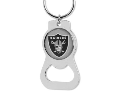 Oakland Raiders Aminco Bottle Opener Keychain