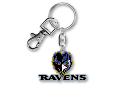 Baltimore Ravens Heavyweight Keychain