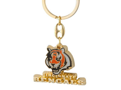 Cincinnati Bengals Heavyweight Keychain