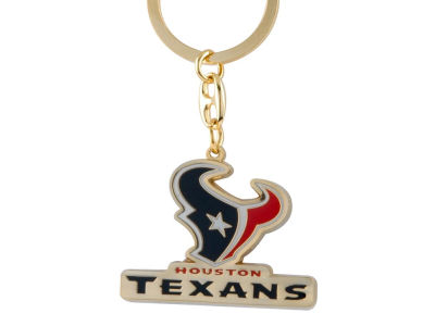 Houston Texans Heavyweight Keychain