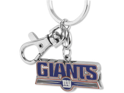 New York Giants Heavyweight Keychain