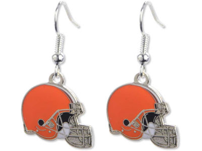 Cleveland Browns Logo Earrings