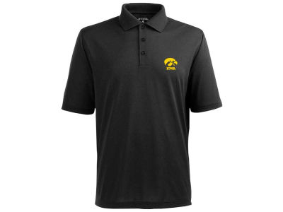 Iowa Hawkeyes NCAA Men's Pique Lite Polo Shirt