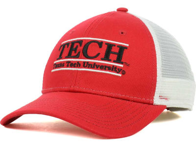Texas Tech Red Raiders The Game NCAA Mesh Bar Cap