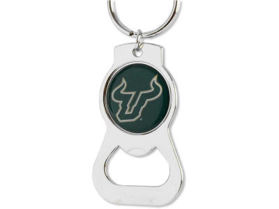 South Florida Bulls Aminco Bottle Opener Keychain