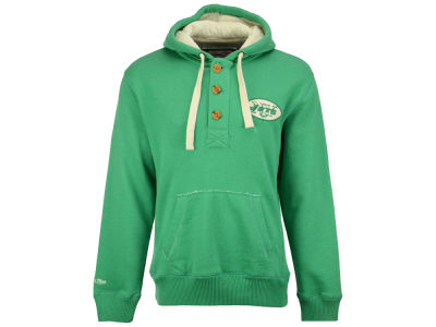 New York Jets Mitchell and Ness NFL Standing Room Hoodie