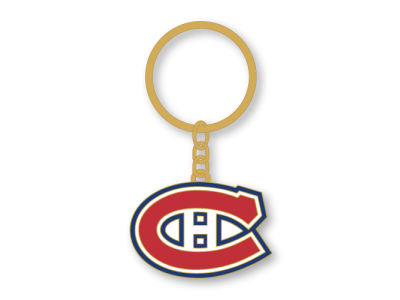 Montreal Canadiens Heavyweight Keychain