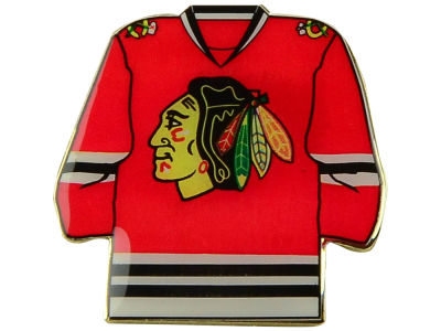 Chicago Blackhawks Aminco Jersey Pin