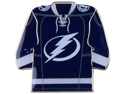 Tampa Bay Lightning Aminco Jersey Pin