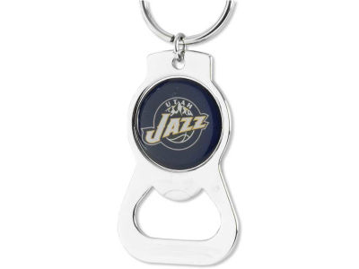 Utah Jazz Aminco Bottle Opener Keychain