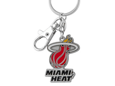 Miami Heat Heavyweight Keychain